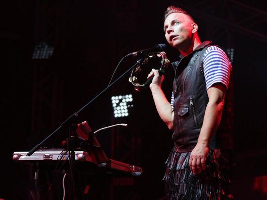 «Мумий Тролль» подвел итоги турне столичным концертом