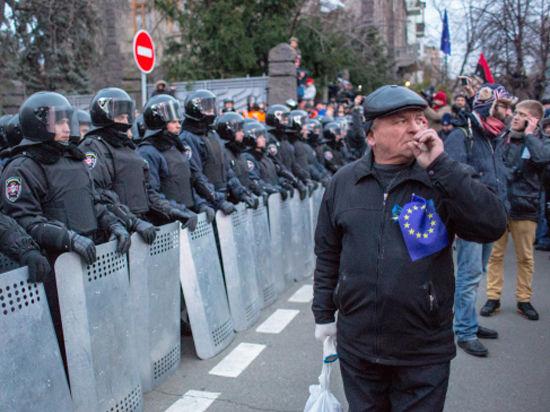 Пресненские депутаты хотят назвать переулок в честь украинского подразделения «Беркут»