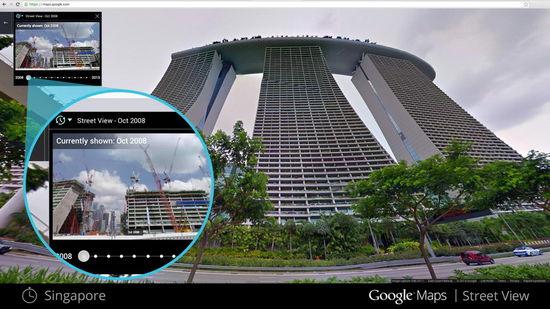 Google Maps смогли превратить в машину времени - в Google Times