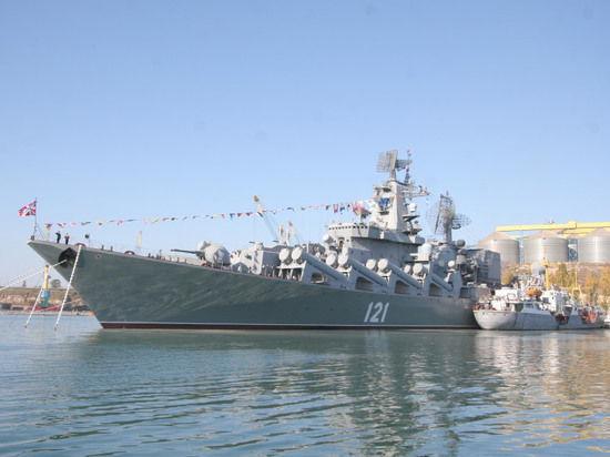 Украина «вцепилась» в Черноморский флот