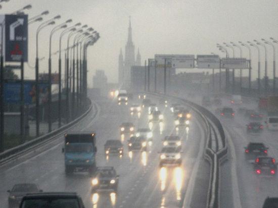 Московская погода побила рекорд столетней давности