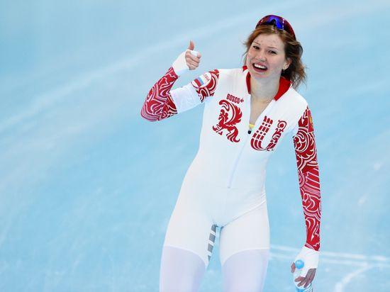 Россиянка Фаткулина завоевала серебряную медаль в Сочи