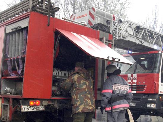 Столичные пожарные потушили ресторан