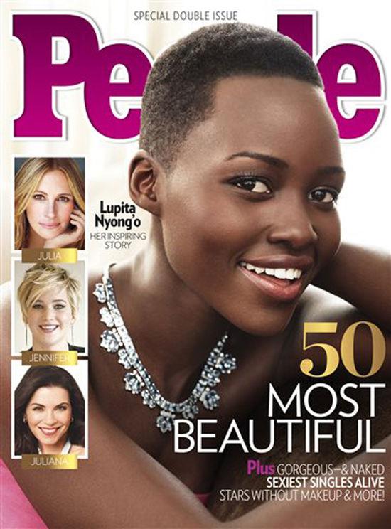 Звезда фильма «12 лет рабства» признана самой красивой женщиной в мире