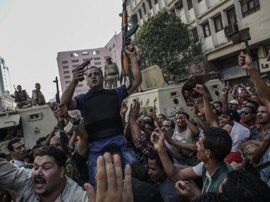 В Египте «Братьев-мусульман» признали террористами