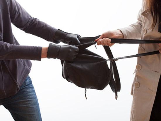 Грабители отняли у мужчин пустые сумки в центре Москвы