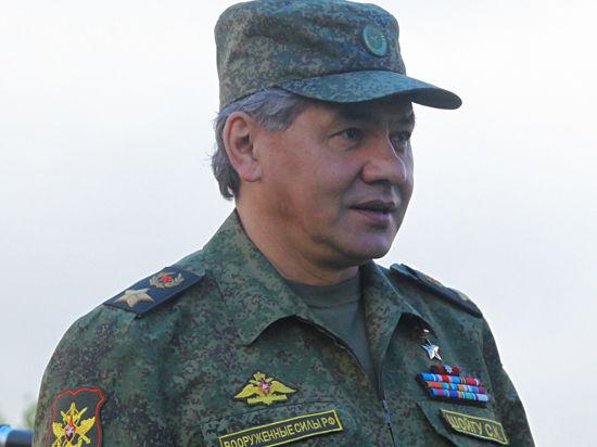 Шойгу начинает учения на границе с Украиной: «Если это не остановить, будут жертвы»