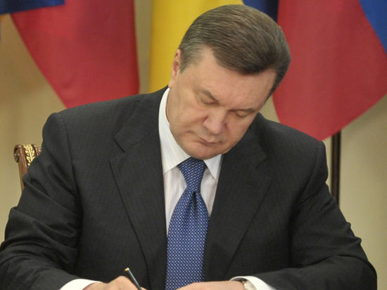 Большой украинский торг. Обманет ли Янукович Путина?