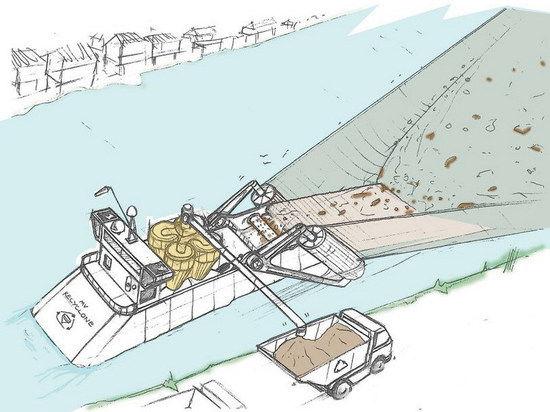 Инженер Джеймс Дайсон мечтает построить гигантский пылесос для очистки рек