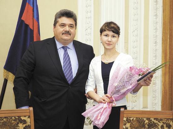 Журналистка «МК» награждена прокурором Москвы