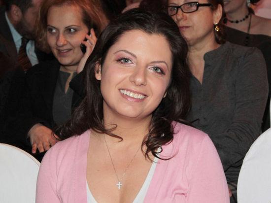 Маргарита Симоньян стала главредом агентства