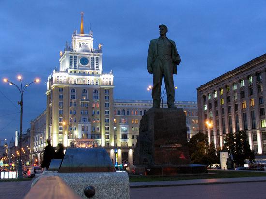 Судьбу площади Маяковского решит конкурс