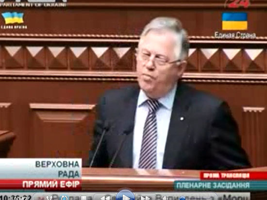 «Вы не забыли, господа националисты?!» Речь Симоненко перед дракой в Раде
