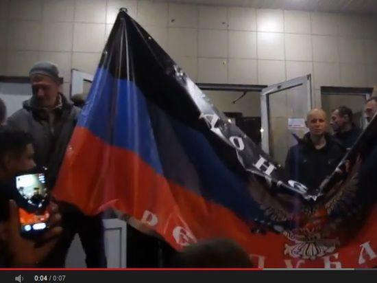 Донецкая республика отказалась проводить выборы президента Украины