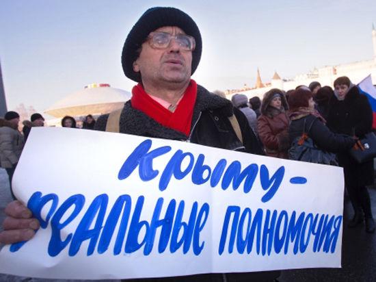 Вице-спикер Верховного Совета Крыма: «Украина скоро станет нам завидовать»