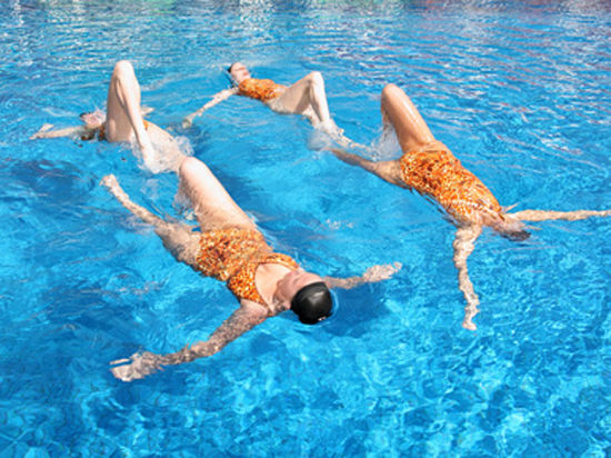 Синхронное плавание, доколумбовая Америка и «Три сестры»
