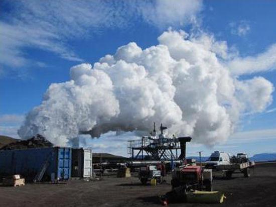 Открыта первая в истории геотермальная электростанция, добывающая энергию из земной магмы