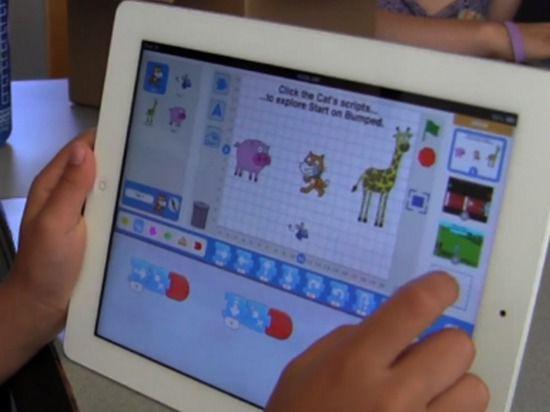 Разработан язык, позволяющий 5-летним детям программировать собственные игры