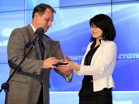 Лауреатами премии «Искра» стали сразу три журналиста «МК»