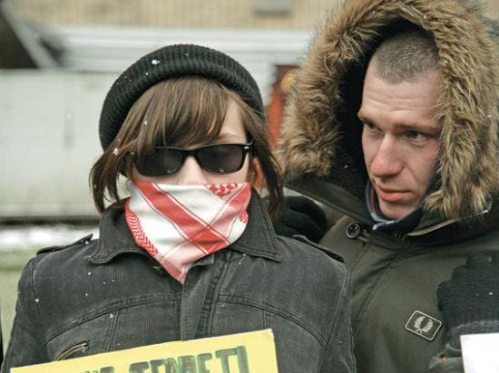 Прошел всероссийский митинг протеста против закона об образовании