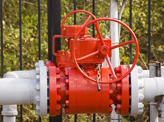 Сланцевый газ вытесняет природный