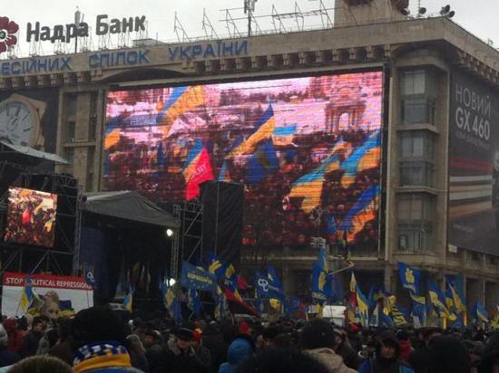 Тайные договоренности Януковича и Путина: комментарий оппозиции
