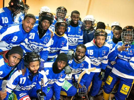 Сборная Сомали по «русскому хоккею» примет участие в чемпионате мира