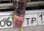 Все российские автомобильные номера будут обязательно оснащены RFID-чипами