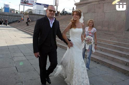 Свадьба преснякова и подольской