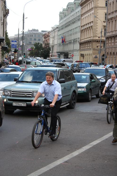 Сергей Митрохин перед объявлением кампании по выборам в Госдуму