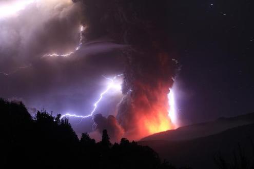 вулкан Пуйеуэ