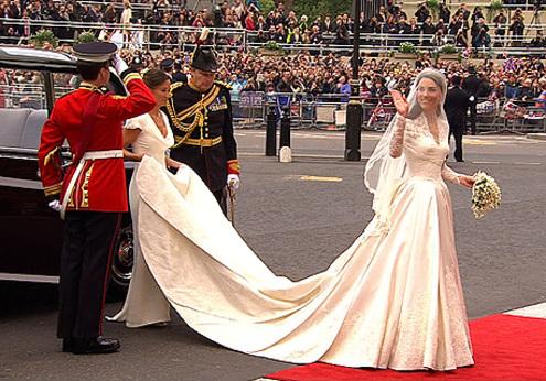 свадьба принца уильяма и кейт миддлтон. фото