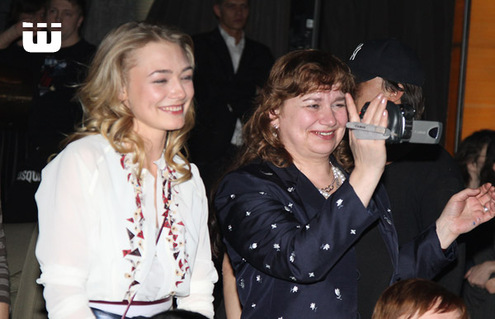 мама воробьева алексея фото