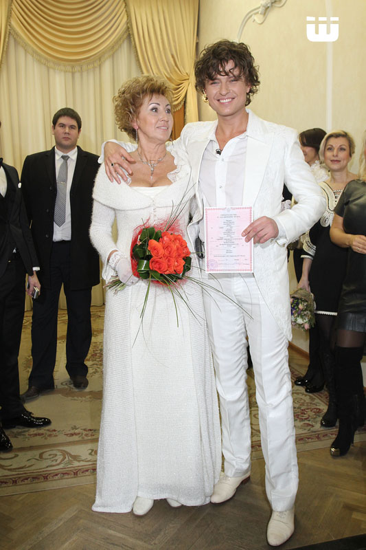Свадьба галкин пугачевой фото
