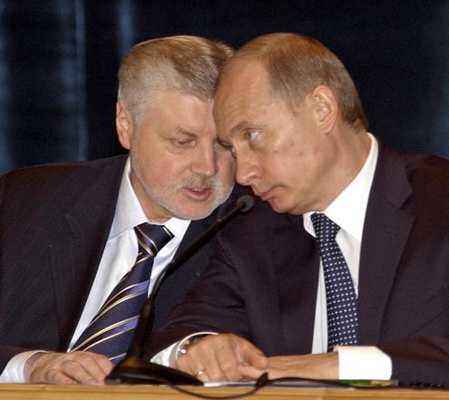 Сергей Миронов: «Лег и не проснулся. Такое может быть...»
