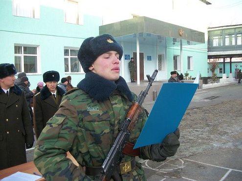 Казахская трагедия русского парня