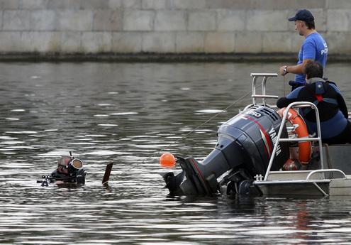 На Москве-реке затонул прогулочный катер: 8 погибших