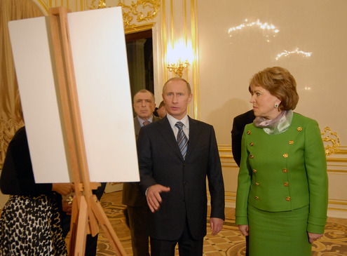 Валентина Матвиенко: «Я проталкивала наше вооружение натовской стране»