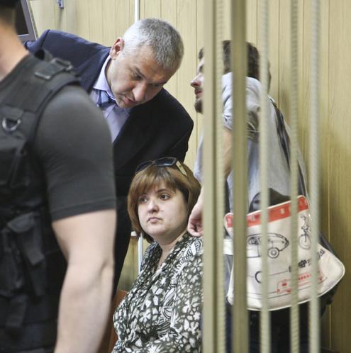 Суд продлил арест Надежды Толоконниковой