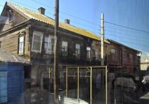 В Талдоме реконструируют старые деревянные постройки