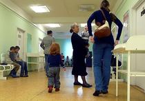 В Москве ребенка пытались выкрасть из поликлиники