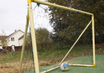 На западе Москвы футбольные ворота насмерть задавили ребенка