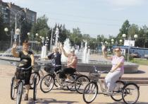 Подмосковным пенсионерам предложили «крутить педали»