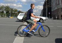 Столичная инфраструктура пока не справляется  с ростом популярности велосипедов