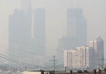 Из-за гари горожане начали скупать очистители воздуха