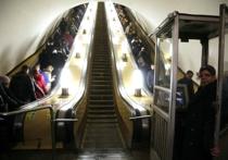 В метро заменят самый старый эскалатор в мире