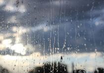 Недельный прогноз обещает проливные дожди в Москве