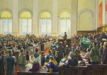 На ВДНХ нашли картину любимого художника Сталина