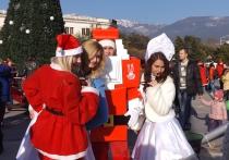 В Ялте собираются отметить Новый год и Рождество с фееричным размахом (фото)