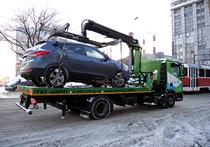На всю Москву останется четыре штрафстоянки для нарушителей правил парковки